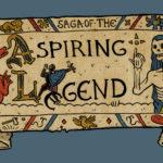 logo – Saga of the Aspiring Legend